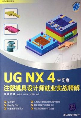 UGNX4注塑模具设计师就业选题精解界面网站ui设计多实战图片