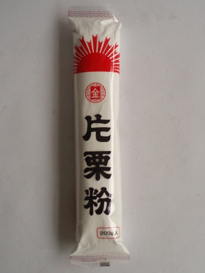 原料 片栗粉
