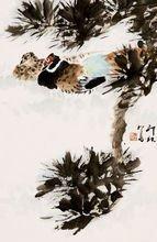 萧朗先生中国画作品