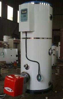 立式燃油热水锅炉