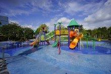 广州市儿童公园戏水区