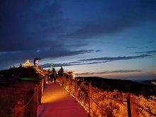 法台山夜景