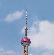 电视塔发射天线