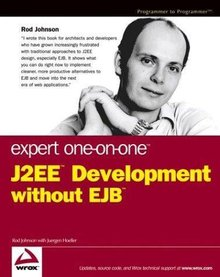 expert one on one j2ee development without ejb 中文 版