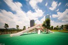 广州市儿童公园大笨象滑梯