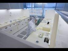 洁净的实验室