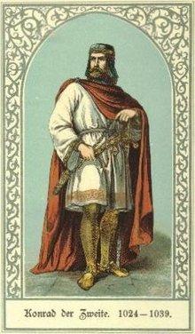 法国亨利二世的儿子_康拉德二世_360百科