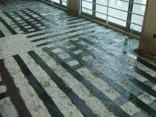 楼板粘贴碳纤维布