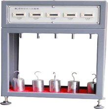 五个工位的常温胶带保持力试验机