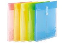 彩色塑料档案袋