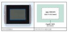 图2:佳能 EOS D60图像感应器