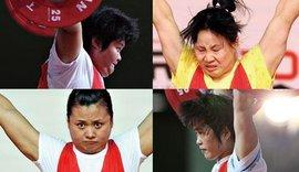中国女子举重队