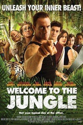 歡迎來到叢林