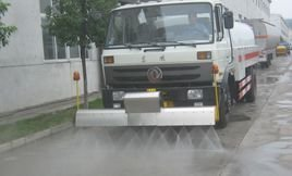 高压清洗车