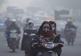 城市空气污染