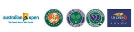 国际网球四大公开赛
