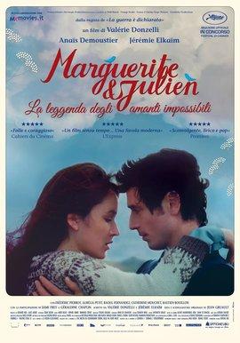 Marguerite & Julien/Marguerite and Julien海报