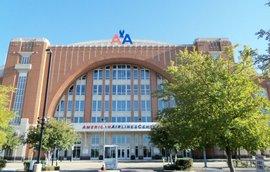 美国航线中心体育馆
