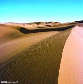 内盖夫沙漠