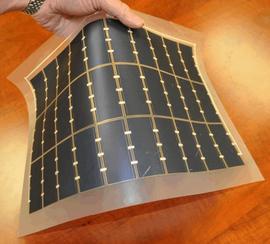 砷化镓太阳能电池