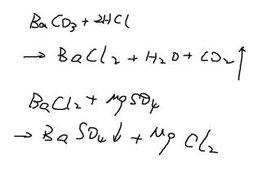 化学方程式
