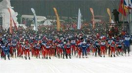 瓦萨滑雪节