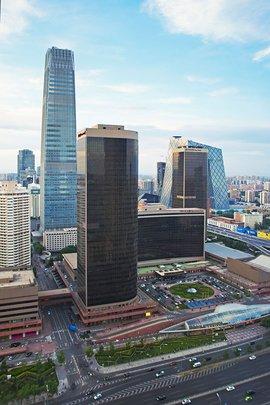 北京国贸大厦