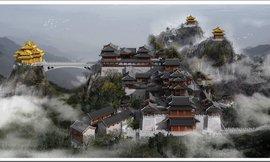 河南老君山风景区