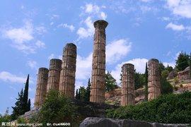 德尔菲神庙