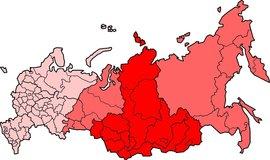 东西伯利亚