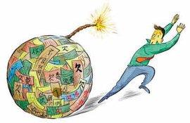 国际金融风险