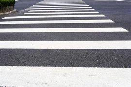 人行横道线