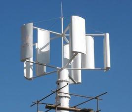 垂直轴风力发电机