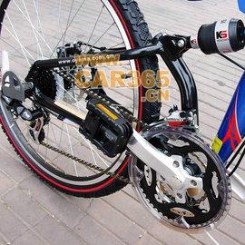 自行车变速系统