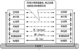 OSI体系结构