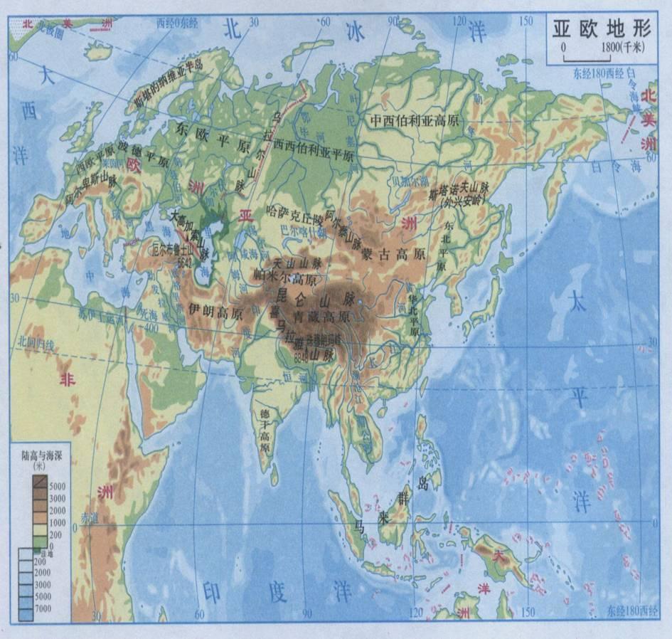 东南亚和南亚属热带雨林气候和热带季风气候,赤道附近多属热带雨林