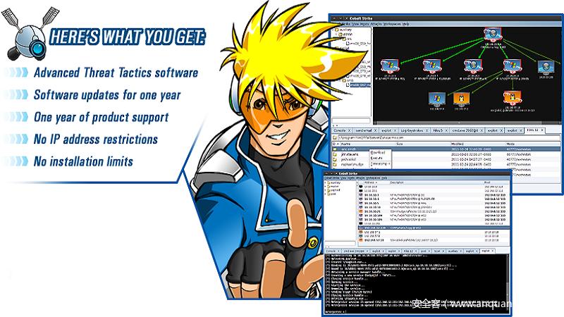 Cobalt Strike神器高级教程利用Aggressor脚本编写目标上线邮件