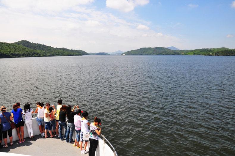 常州市天目湖山水园