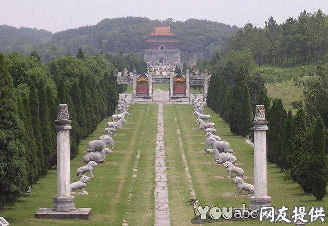邯郸市娲皇宫景区
