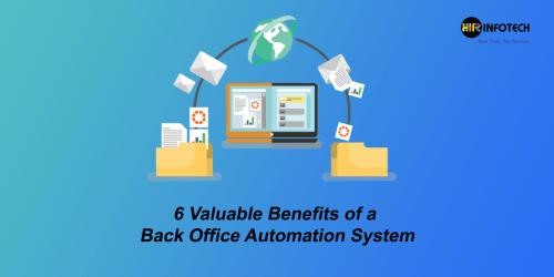Back Office Automation System