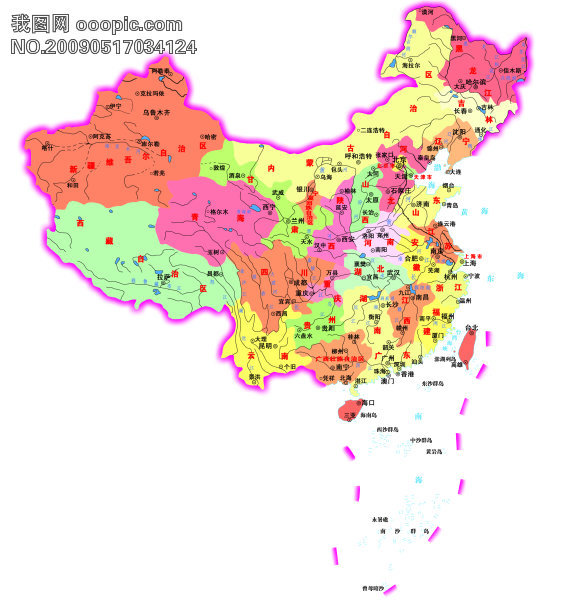 中国地图全图_中国地图全图_360问答