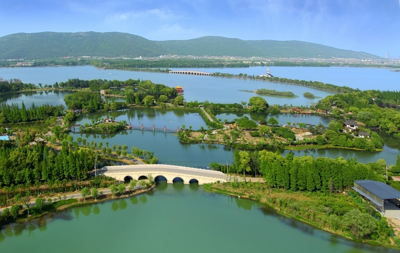 苏州市沙家浜·虞山尚湖旅游区