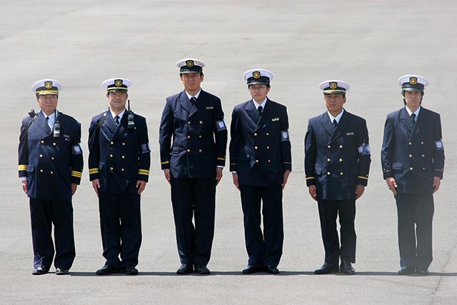 保安 学校 海上