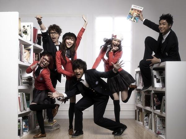 中国 版 歌舞 青春