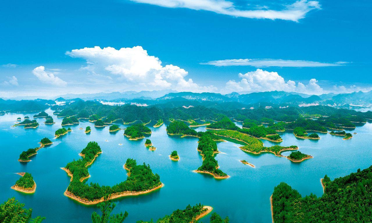 杭州千岛湖风景区
