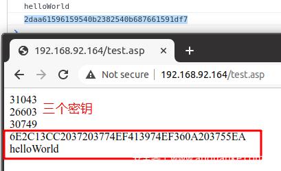 浅谈蚁剑asp马和php马流量加密-极安网