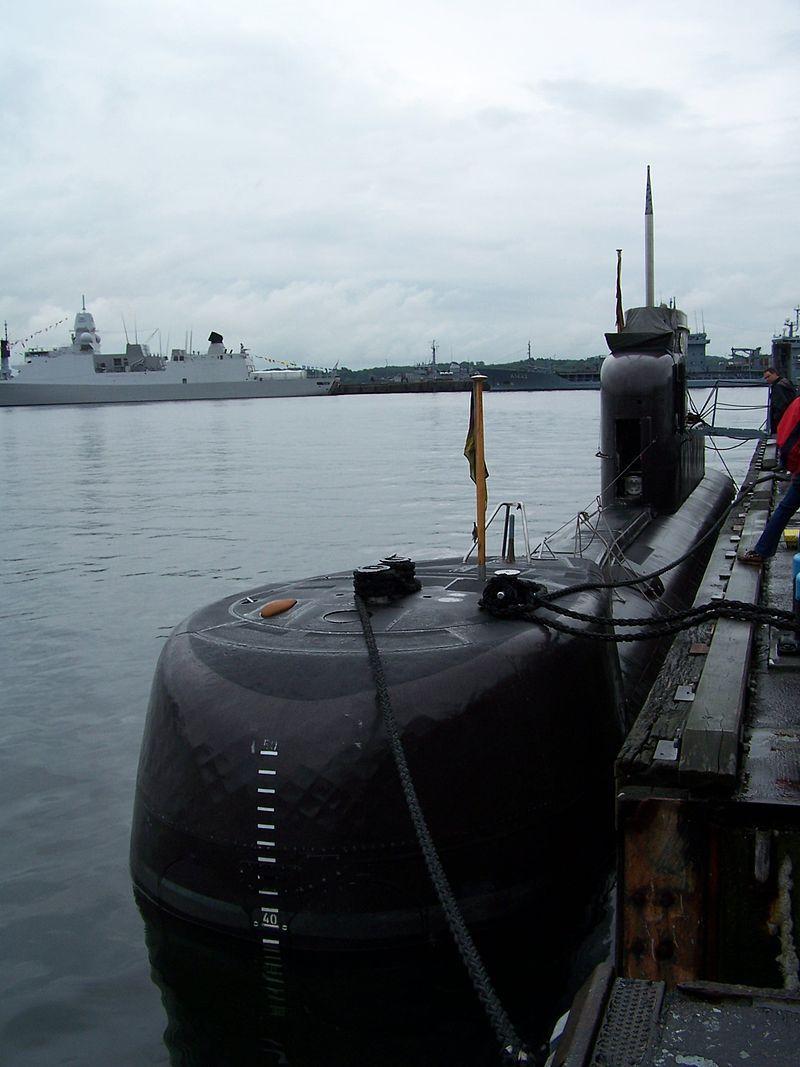 德国xxi潜艇_德国U型潜艇_360百科