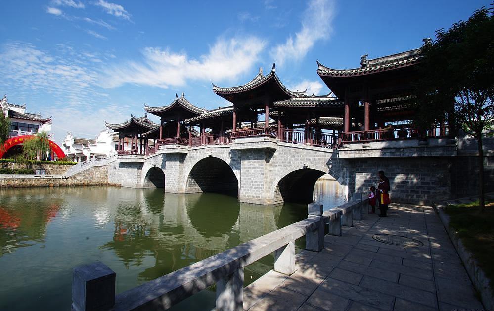 安徽省肥西县三河镇